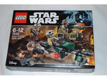 Rebel Trooper Battle Pack Star Wars LEGO 75164 (Friends) Ny Oöppnad