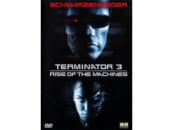 DVD - Terminator 3: Rise of the Machines (2-Disc) (Beg)