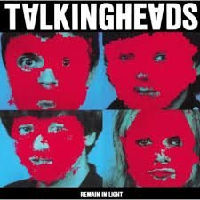 Talking Heads - Remain In Light - LP (US)