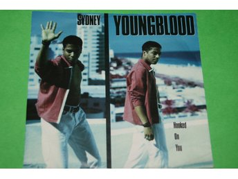SYDNEY YOUNGBLOOD. HOOKED ON YOU / BODY AND SOUL.1991.