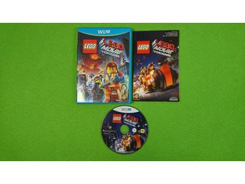 The Lego Movie Videogame KOMPLETT Nintendo WiiU wii u
