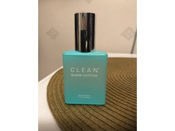 Clean warm cotton 30ml, endast testad 2ggr