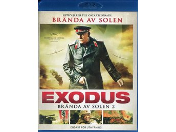 Exodus Burnt by the Sun 2 2010 Blu-ray (Hyr)