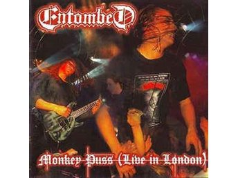 Entombed - Monkey Puss (Live In London) - LP