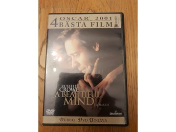 Dvd: A beautiful mind