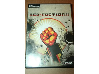 Red Faction 2 (PC 2-DISC CD-ROM)