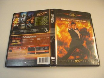 Iskallt uppdrag - James Bond 007