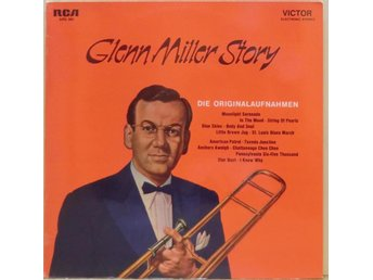 Glenn Miller And His Orchestra-Glenn Miller Story / LP
