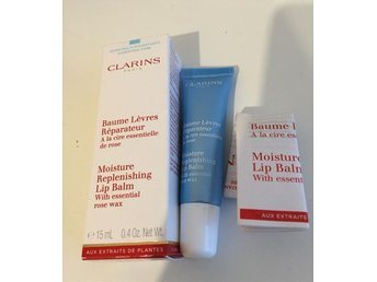 Clarins moisture Replenishing lip balm with rose balm NY