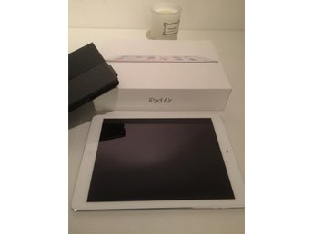 Apple Ipad Air Wifi/Cellular 16 Gb Silver NY!