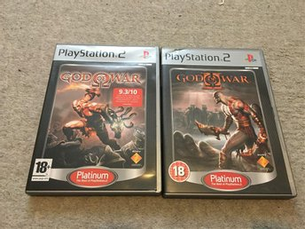 God of War & God of War 2 - PS2