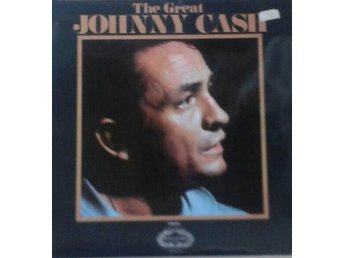 Johnny Cash  titel*  The Great Johnny Cash* Country UK LP