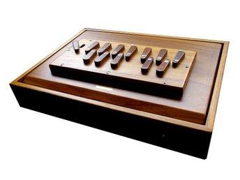 Indo-Gaelic Shruti Box Surpeti, sångares drönare instrument, teck - Biot - Indo-Gaelic Shruti Box Surpeti, sångares drönare instrument, teck - Biot