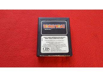 DONKEY KONG till Atari 2600 - Blomstermåla - DONKEY KONG till Atari 2600 - Blomstermåla