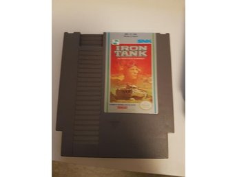 Iron Tank - NES - USA