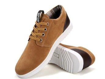 Men's Fashion skor strl 44 khaki - Gardena - Men's Fashion skor strl 44 khaki - Gardena