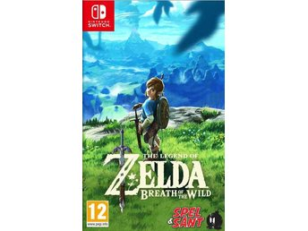 The Legend of Zelda Breath of the Wild - Norrtälje - The Legend of Zelda Breath of the Wild - Norrtälje