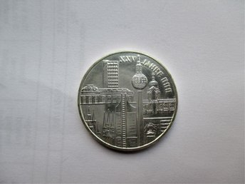 DDR 10 mark, 1974 25th Anniversary D.D.R. KM#51 - Geraardsbergen - DDR 10 mark, 1974 25th Anniversary D.D.R. KM#51 - Geraardsbergen