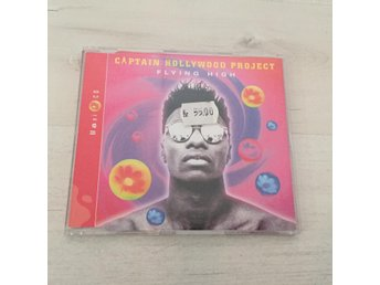 CAPTAIN HOLLYWOOD PROJECT - FLYING HIGH. (CD SINGEL)