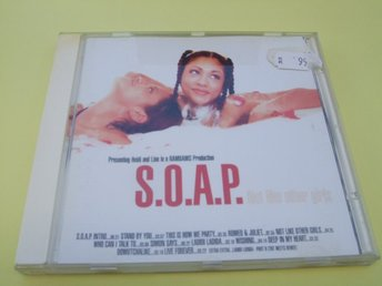 S.O.A.P. - Not Like Other Girls - 1998 - CD
