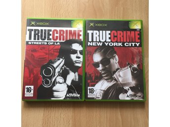 True Crime x2 Streets of LA & Streets of New York