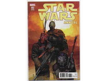 Star Wars Volume 2 Annual # 3 Variant Edition NM Ny Import