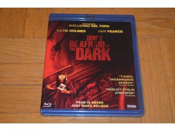 Dont Be Afraid Of The Dark ( Guillermo Del Toro Guy Pearce ) - Bluray Blu-Ray