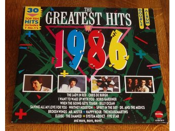 The Greatest Hits of 1986