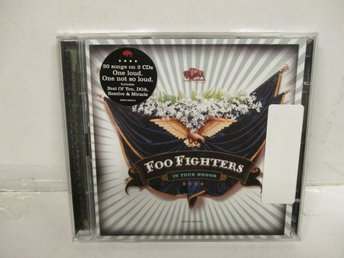 Foo Fighters - In Your Honor - FINT SKICK!