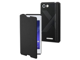 Easy Folio Case Xperia E3 Svart