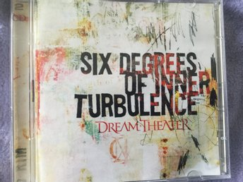 Dream Theater - six degrees (2 cd)