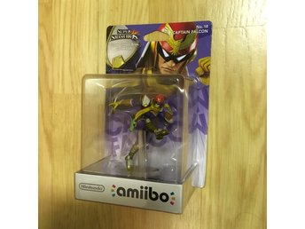 No. 18 Captain Falcon (amiibo)