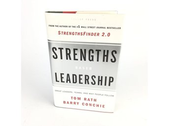 Strengths based leadership Tom Rath ISBN 9781595620255