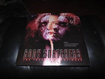 Body snatchers - Widescreen edtion - 2st Laserdisc