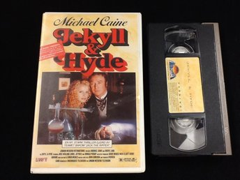 Jekyll and Hyde / Arena / f.d. Hyrfilm / bra skick / Michael Caime
