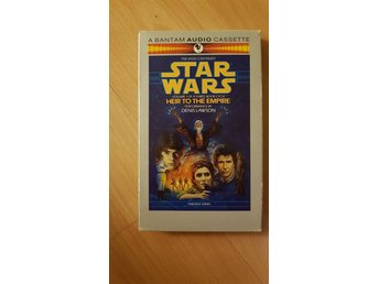 Svårfunnen Original Bantam audio novel STAR WARS på kassett retro