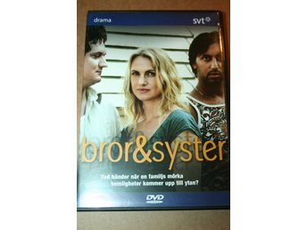 Bror & syster (DVD)