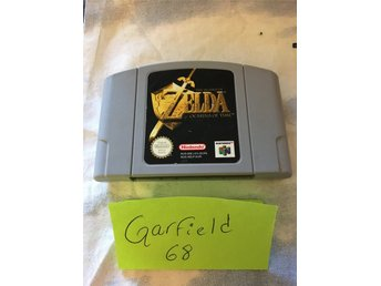 Nintendo 64- Zelda Ocarina of Time