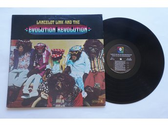 ** Lancelot Link And The Evolution Revolution - S/T **
