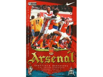 Arsenal - Sheffield Wednesday