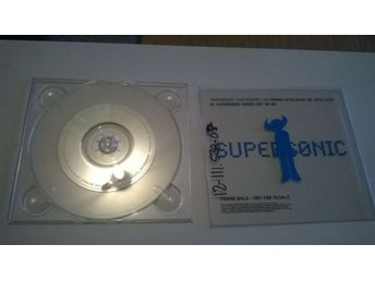 Jamiroquai ‎- Supersonic, CD, Single, Promo, rare!