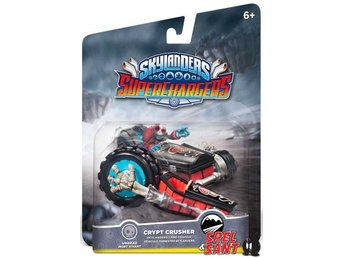 Skylanders Superchargers (Vehicle) Crypt Crusher