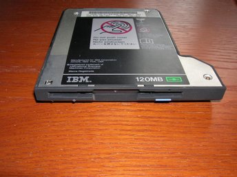 LS120 drive  IBM ThinkPad 600 /E/X 20L1922