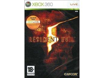 Resident Evil 5 - Hallstavik - Resident Evil 5 - Hallstavik