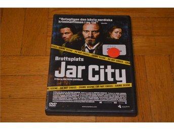 Brottsplats Jar City DVD - Töre - Brottsplats Jar City DVD - Töre