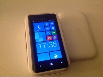 HTC Windows phone 8x, 16Gb, olåst