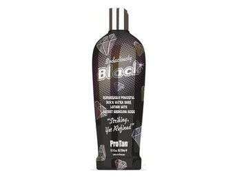 SOLKRÄM PRO TAN BODACIOUSLY BLACK 50X BRONZING LOTION 250ML