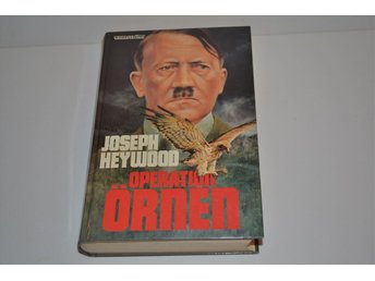 Operation Örnen - Joseph Heywood -1989 inb.