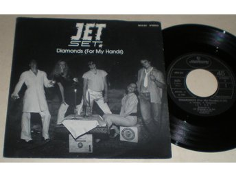 Jet Set 45/PS Diamonds 1980 VG++