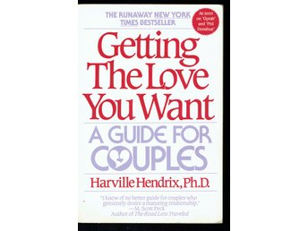 Getting the love you want - A guide for couples (på eng.)